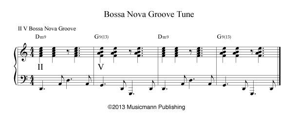 GrooveT-Bossa
